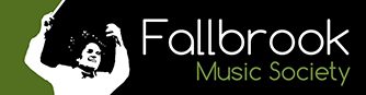 Welcome to Fallbrook Music Society Web Site